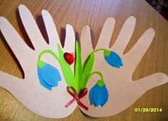 Origami Fleur Enfant 62 Ideas For 2019 Mothers Day Crafts For Kids, Diy For Kids, Kids Crafts, Diy And Crafts, Arts And Crafts, Paper Crafts, Origami Flowers, Origami Art, Paper Flowers