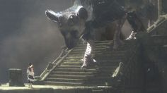 "The Last Guardian producer admits ""we failed"" the PS3 development - While everyone else at E3 2015 was buzzing about the Final Fantasy VII remake announcement, another game quietly announced that it was coming, again. The Last Guardian is Sony's mythical creature. Announced in 2009, the game has been in a nebulous, uncertain ""development"" ever since. Every quest..."