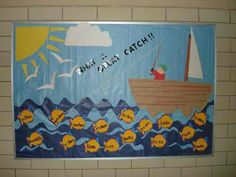 Maro's kindergarten: Summer bulletin boards ideas!