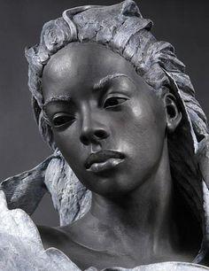 As belas esculturas realistas de Philippe Faraut