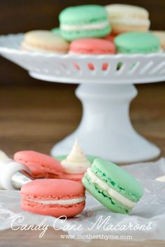 For cute decoration inspiration: glue fake macarons on a cakestand for a cute room accent or table center piece<3
