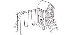 forest-house-jungle-gym