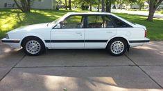 1987 Mazda 626 GT Turbo Touring Sedan