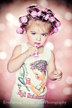 Dress up photo shoot! Yikes this is precious!