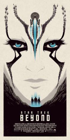 Star Trek Beyond Jaylah Poster - Matt Ferguson