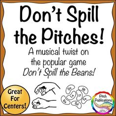 Music Center Dont Spill The Pitches