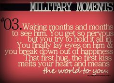 Military Moments <3