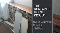 North Container Finishing Touches - Small Scale Engineering Curtain Rails, Architrave, Light Building, Window Dressings, Cupboard Doors, Sound Proofing, Windows And Doors, Bedroom Wall