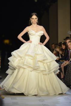 Zac Posen Makes Naomi Campbell, Coco Rocha Runway Debutantes For Spring 2013 New York Fashion Week - International Business Times