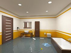 Statuette of Less Effort Flooding Basement Solutions That You Need to Give a Try