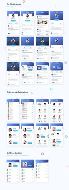 This is our daily iOS app design inspiration article for our loyal readers. Every day we are showcasing a iOS app design whether live on app stores or only designed as concept. Android App Design, Ios App Design, Android Apps, Apps App, Iphone App Design, User Interface Design, App Design Inspiration, Profile App, Conception D'applications