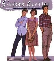 Sixteen Candles is a 1984 American coming-of-age comedy film starring Molly Ringwald, Michael Schoeffling and Anthony Michael Hall. It was written and directed by John Hughes. It is one of THE movie that defines the Movies Of The 80's, Great Movies, Movies And Tv Shows, Awesome Movies, Awesome Things, Anthony Michael Hall, Ryan Michael, Film Music Books, Music Tv