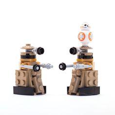 The true leader of the Daleks revealed... #LEGO #BB8 #StarWars #DoctorWho #EpisodeVII #Dalek #exterminate #legostagram #legominifigures #legophotography #lego_hub #vitruvianbrix #brick_vision #brickcentral #brickshift #bricknetwork #brick_universe #toyartistry_lego #toyslagram #toyphotography #toyplanet #toygroup_alliance #toydiscovery #brickpichub #BricksInFocus #minifig #minifigure #instalego #toyunion #toycommunity