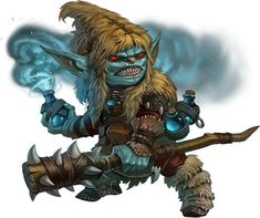 Grindtooth; Pathfinder Reign of Winter