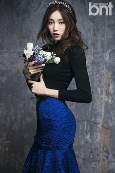 LEE SUNG KYUNG | BNT INTERNATIONAL FEBRUARY '15 ISSUE