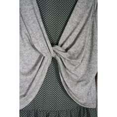 Jersey cachemire nudo espalda Nekane