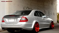 MERCEDES-BENZ E63 AMG W211 , 2-PIECE HB SERIES