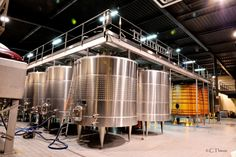 Centre de vinification
