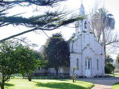 capilla de A Toxa, Galicia, Spain
