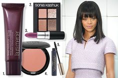 We Gave Rihanna's Makeup Artist $100 and This is What She Bought | Shine's Spring Beauty Guide - Yahoo Shine