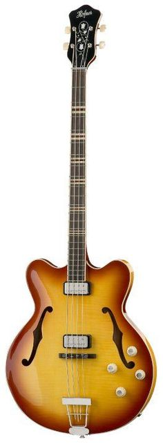 Hofner Verythin Bass