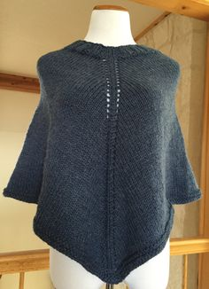 Cozy Poncho or Cape by StellaAndEllieShop on Etsy