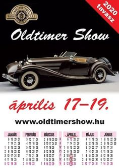Oldtimer Show 2020 - Programturizmus  #magyarország #fesztivál #vásár #ünnep #kultúra #gasztronómia Antique Cars