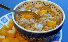 Mango-kokoshavermout
