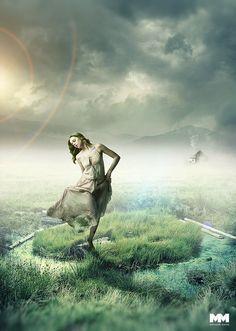 Photo Manipulations by Maciej Matuszak