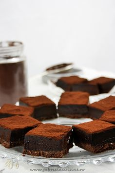 Prajitura Trufa/ Truffle cake  Please scroll down for English version or select your language from the right!