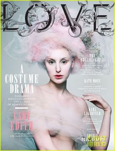 Lady Edit looking lovely for LOVE magazine.