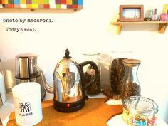 café kettle