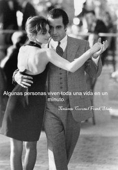 〽️ Algunas personas viven toda una vida en un minuto...