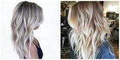 Innovative ideas for blonde hair color 2018 – My hair and beauty
