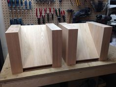 Custom Made Speaker Stands