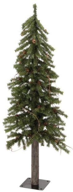 7 Foot Slim Christmas Tree
