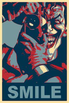 fd405439627 Joker for President by LordOfTheBinks Joker Dc