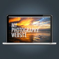 Factors to Consider when Designing your Photography Website - gotta check this out tonight.