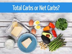 Total Carbs or Net Carbs: What Really Counts? Are you trying to lose weight on a low-carb diet? This article is a must-read!