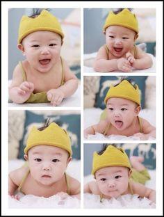 대박이는 대박 귀여워 - 슈퍼맨이 돌아왔다 갤러리 Lee Dong Gook, Superman Kids, Korean Tv Shows, Asian Babies, Cute Faces, Happy Sunday, Little Ones, Baby Boy, Hani