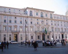 Palazzo Pamphili (Brazilian Embassy), Piazza Navona, Rome