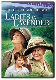 Ladies in Lavender DVD ~ Judi Dench, Maggie Smith Library Natascha Mcelhone, Period Drama Movies, Period Dramas, Maggie Smith, David Warner, Movies Showing, Movies And Tv Shows, Ladies In Lavender, Chick Flicks