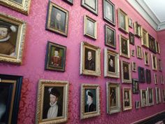 18th century Chateau de Chantilly ......The Clouet Collection; unforgettable - 16th century portraits