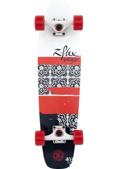 Z-Flex Bikini-Atoll - titus-shop.com  #CruiserComplete #Skateboard #titus #titusskateshop