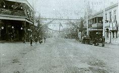 Centenary celebrations, Hunter and Bolton Streets Newcastle, NSW, 16 September 1897 | by UON Library,University of Newcastle, Australia