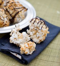 Heat Oven to 350: S'mores Popcorn Balls