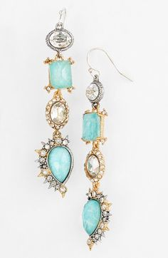 Alexis Bittar 'Elements' Linear Earrings available at #Nordstrom