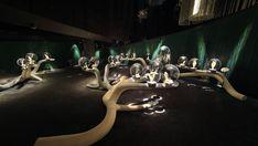 Timeless Beauty scenography by by Patrick Jouin and Sanjit Manku, Shanghai, 2012