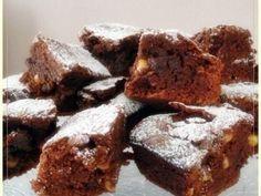 Ricetta Dessert : Brownies alle nocciole da Chiamig