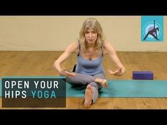 3 Yoga Poses to Open your Hips, by Esther Ekhart - YouTube